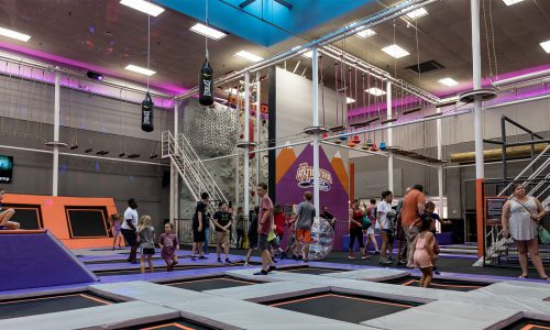 Afterschool trampoline Program